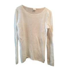 Sweater DES PETITS HAUTS White, off-white, ecru