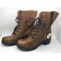 MTNG Boots en cuir irisé Commerce À Vendre Autorisation De Vente Pas Cher Boutique D'expédition Nice Prix Pas Cher Jeu Le Plus Récent fmmbN