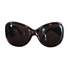 Sunglasses SALVATORE FERRAGAMO Brown