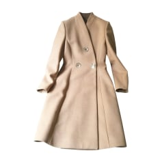 Coat STELLA MCCARTNEY Beige, camel