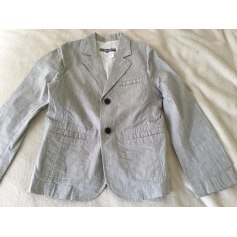 Jacket BONPOINT Gray, charcoal