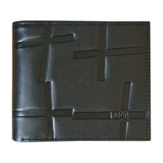 Wallet ALEXANDER MCQUEEN Black