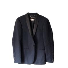 Veste de costume SANDRO Bleu, bleu marine, bleu turquoise