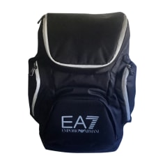 Backpack ARMANI EA7 Black