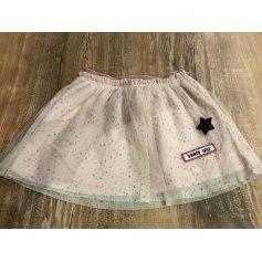Skirt IKKS Pink, fuchsia, light pink