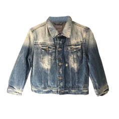 Giacca di jeans G-STAR Blu, blu navy, turchese