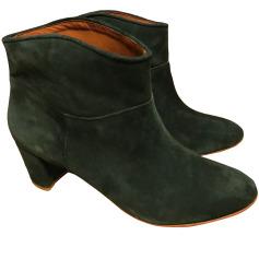 Bottines & low boots à talons BALZAC PARIS Vert