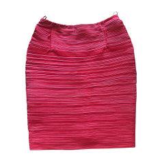 Midi Skirt LANVIN Red, burgundy