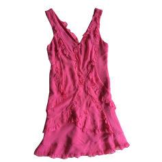 Mini Dress BCBG MAX AZRIA Pink, fuchsia, light pink