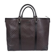 Cabas GUCCI Marron