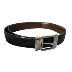 Wide Belt LONGCHAMP Black