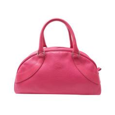 Lederhandtasche LONGCHAMP Pink,  altrosa