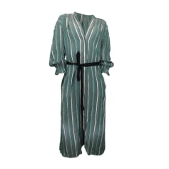 Maxi Dress MAJE Green