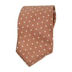 Cravatta KARL LAGERFELD Rosa, fucsia, rosa antico