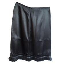 Jupe mi-longue ARMAND BASI Noir