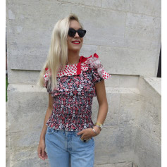 Top, tee-shirt ZOÉ LA FÉE multicolore