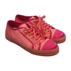 Calzature sportive CHANEL Rosa, fucsia, rosa antico