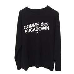Pull COMME DES FUCKDOWN Noir