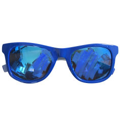 Sunglasses LACOSTE Blue, navy, turquoise