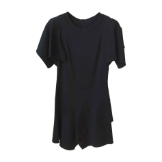 Robe mi-longue ALAÏA Noir