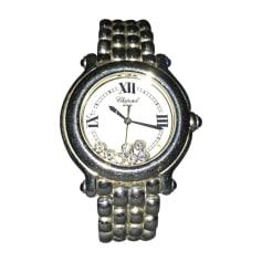 Wrist Watch CHOPARD Silver