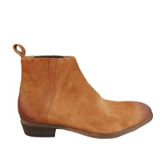 Bottines & low boots plates ATELIER VOISIN Marron
