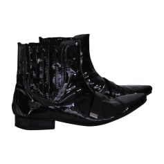 Bottines VERSACE Noir