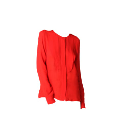 Blouse BY MALENE BIRGER Red, burgundy
