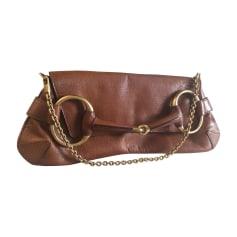 Sacs pochette en cuir Gucci Femme   articles luxe - Videdressing 041508f886f