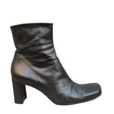 High Heel Ankle Boots FREE LANCE Black
