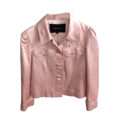 Blazer TARA JARMON Pink, fuchsia, light pink