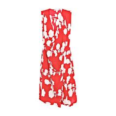 Tunic Dress DIANE VON FURSTENBERG Red, burgundy