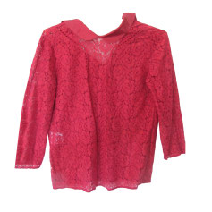 Blouse ARMAND VENTILO Rouge, bordeaux