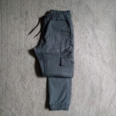 Pantalon slim QUIKSILVER Gris, anthracite