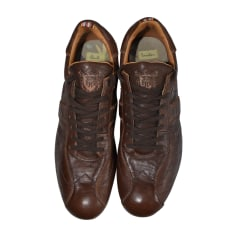 Lace Up Shoes PAUL SMITH Brown