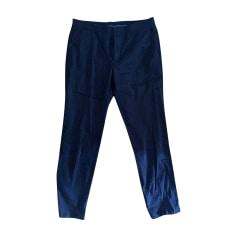 Straight Leg Pants HUGO BOSS Blue, navy, turquoise