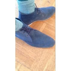 Schnürschuhe PIERRE HARDY Blau, marineblau, türkisblau
