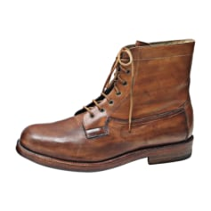 Ankle Boots BERLUTI Brown