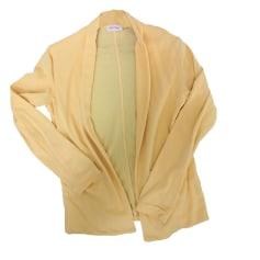 Blazer, veste tailleur AMERICAN VINTAGE Jaune