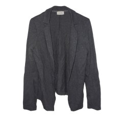 Blazer, veste tailleur AMERICAN VINTAGE Gris, anthracite