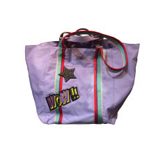 Sac XL en tissu PATRIZIA PEPE Violet, mauve, lavande