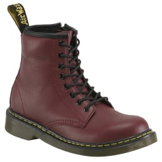 Bottines DR. MARTENS Oxblood