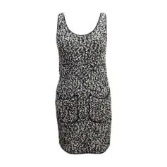 Midi Dress CHANEL Gray, charcoal