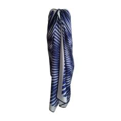 Tuch, Schal LA PERLA Blau, marineblau, türkisblau