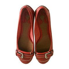 Ballet Flats CHLOÉ Red, burgundy
