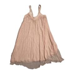 Robe courte ANTIK BATIK Rose, fuschia, vieux rose