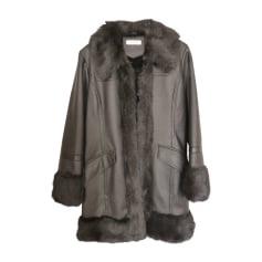 Coat BALMAIN Black