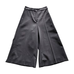 Pantalone largo STELLA MCCARTNEY Nero