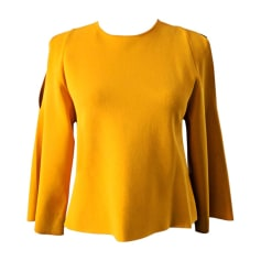 Top, T-shirt STELLA MCCARTNEY Yellow