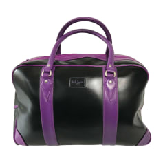 Cabas PAUL SMITH Violet, mauve, lavande